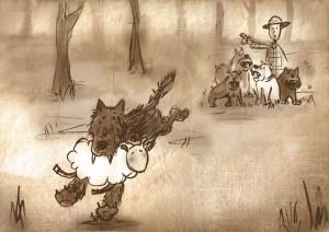 La Loba Parda
