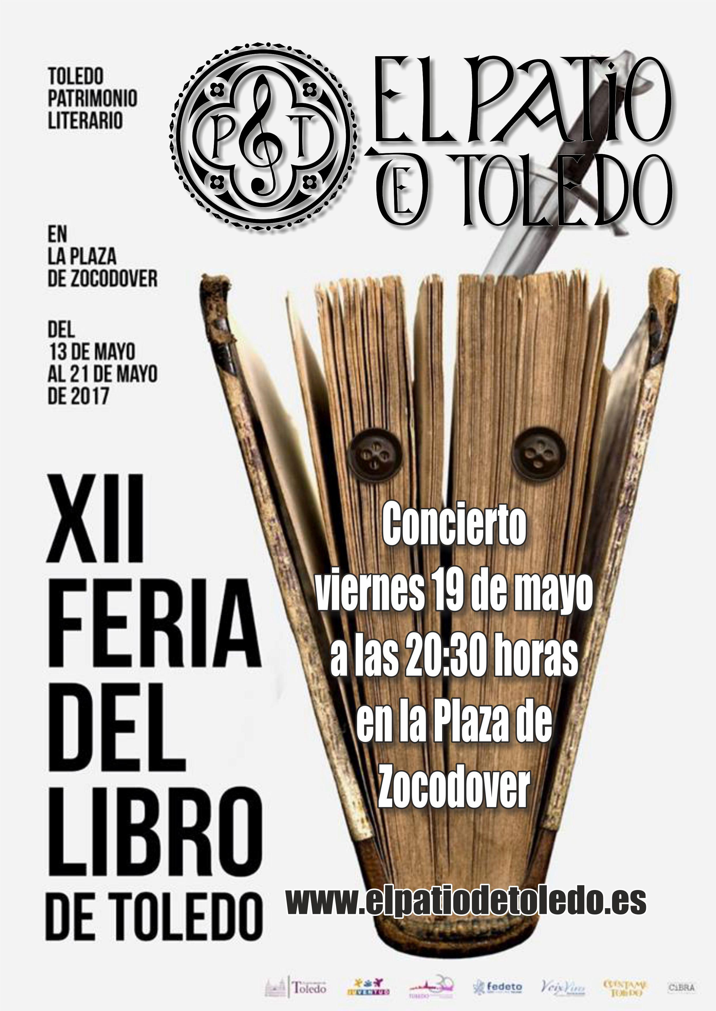 XII Feria del Libro de Toledo