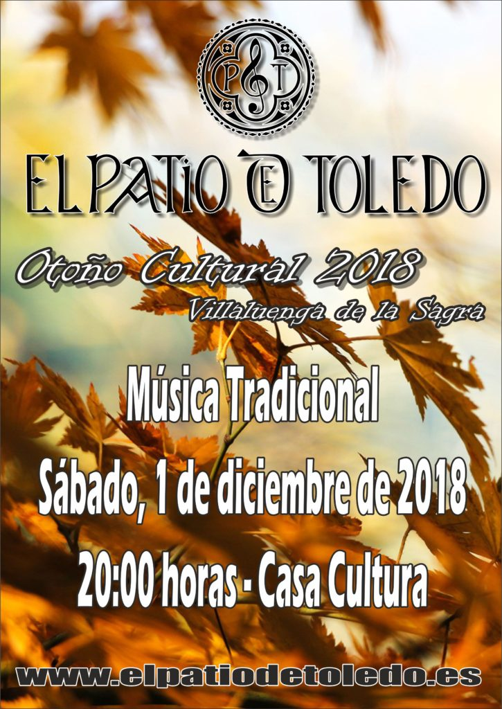Otono Cultural En Villaluenga De La Sagra El Patio De Toledo