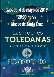 Las Noches Toledanas 2019